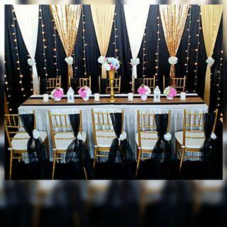 Birthday Decor & Table Styling package