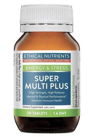 澳洲 🇦🇺Ethical Nutrients 超級複合維生素 Super Multi Plus 30 Tablets