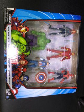 Collector Marvel Avengers