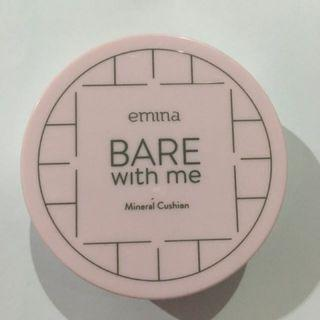 Emina cushion bare with me