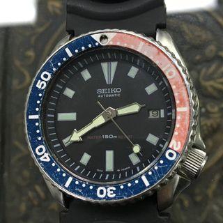 Vintage 7002 Divers Watch - Spares Or Repairs