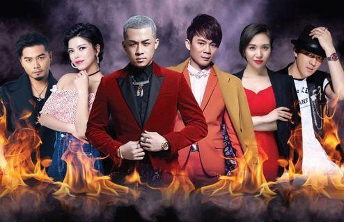 Mandarin hit songs concert