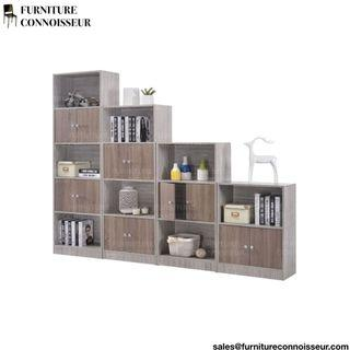 Utility Storage Display Cabinet (4 Sizes)