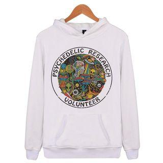Psychedelic Research Hoodie