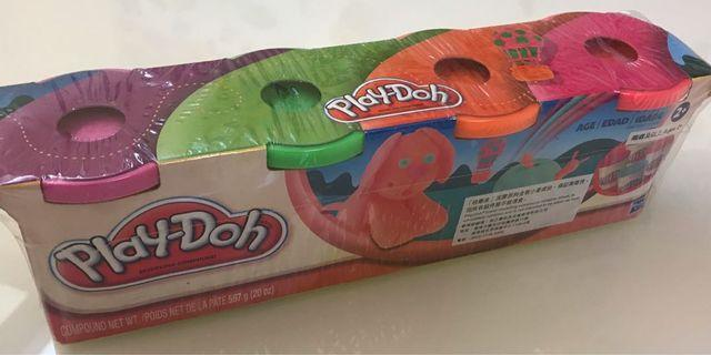 Play-Doh 無毒泥膠