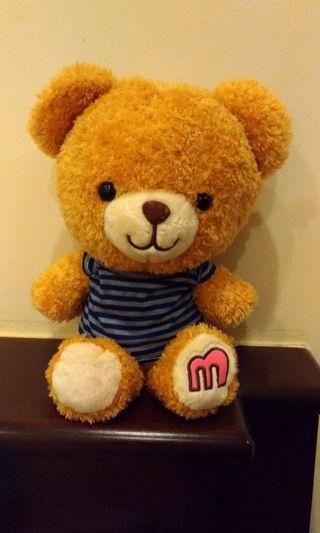 🚚 Bear soft toy / SGD8 each