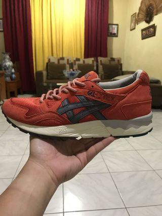 ASICS GEL-LYTE V CHILI/GREY (ORIGINAL) Rp. 1.300.000