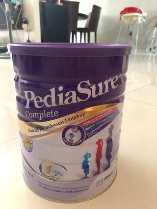 🚚 Pediasure Milk Powder Vanila - 1.6kg