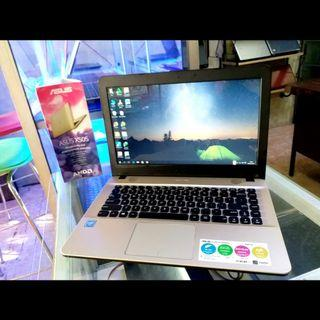 #BAPAU Asus X431s 14inc,Celeron,2GB,500GB Like New