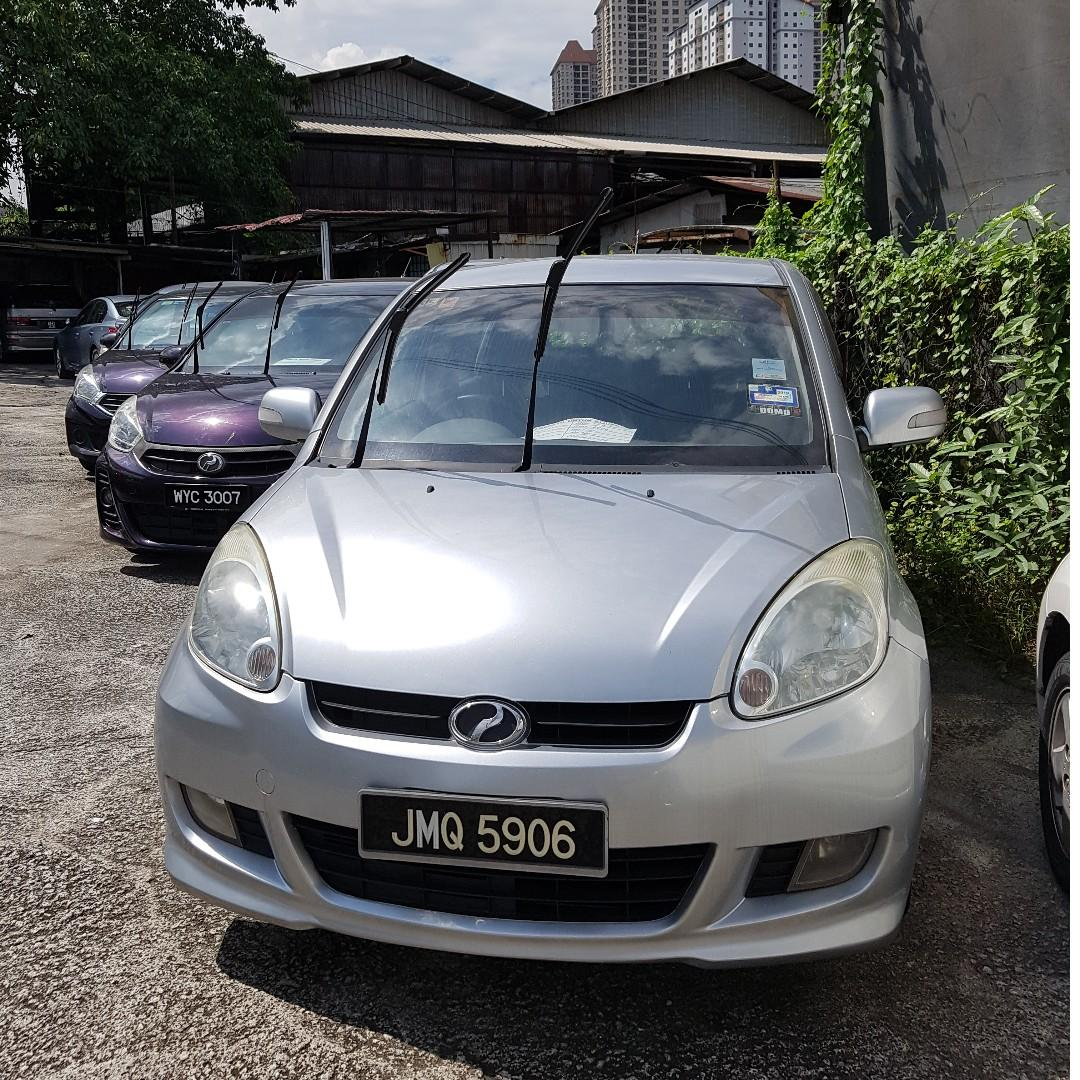 2010 PERODUA MYVI 1.3 EZI HATCHBACK (ON THE ROAD) INCLUSIVE OF INSURANCE, TRANSFER FEES, HANDLING FEES, SERVICE, ROAD TAX AND INSPECTION