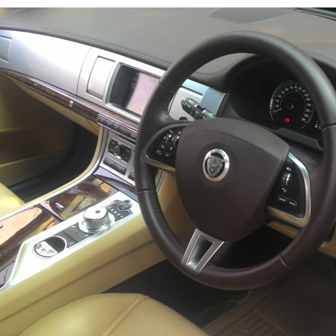 2012 Jaguar XF 3.0 Premium Luxury PMK 2013