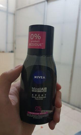 Nivea Micellar Water (Make Up Remover)