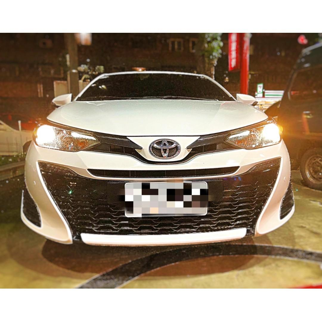 2018年 Toyota Yaris 1.5L