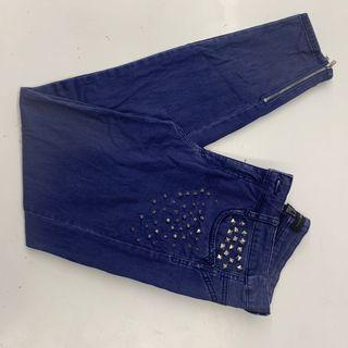 MNG Stud Jeans