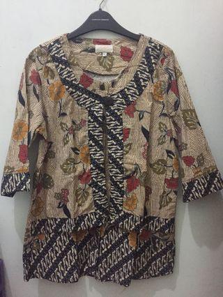 #BAPAU batik