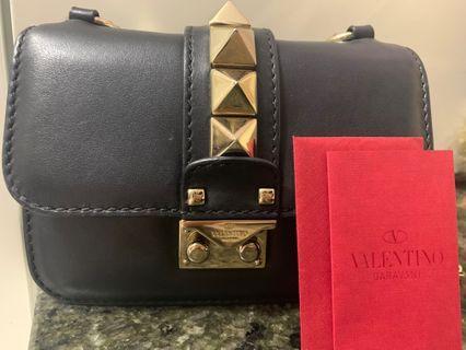 Valentino Rockstud mini should bag in Black