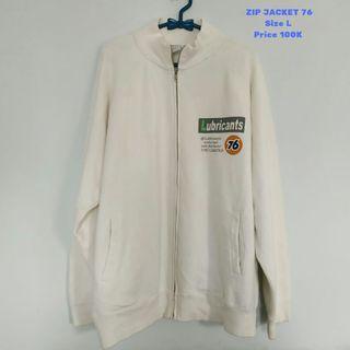 Jaket 76 #BAPAU