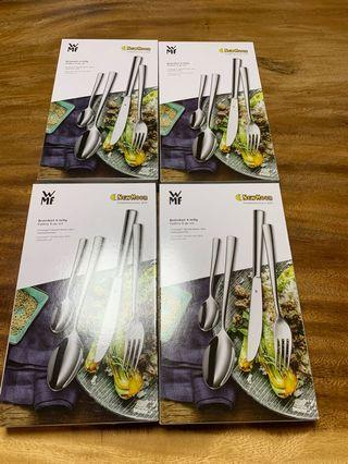 Brand new in box WMF 4 pc cutlery set