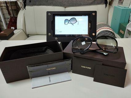 Tom Ford摩登時尚小臉心機款太陽眼鏡