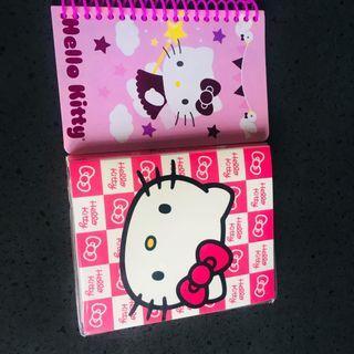 Hello Kitty Note book & photo album