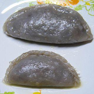 Hakka Bamboo Shoot dumplings (笋粄)