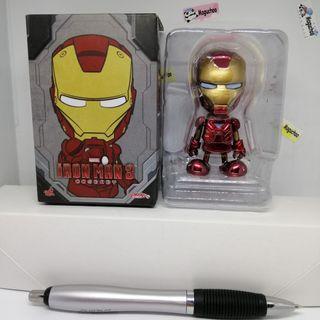 Hot Toys Iron Man Cosbaby Mark 6 mini fugure (original licensed)