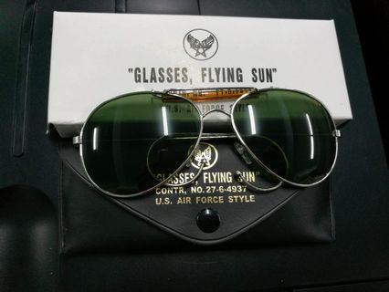 AVIATOR AIR FORCE SUNGLASSES USAF USN US NAVY USMC MILITARY TACTICAL