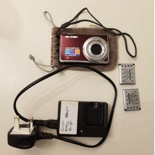 Olympus FE-2015 12 Megapixel Camera