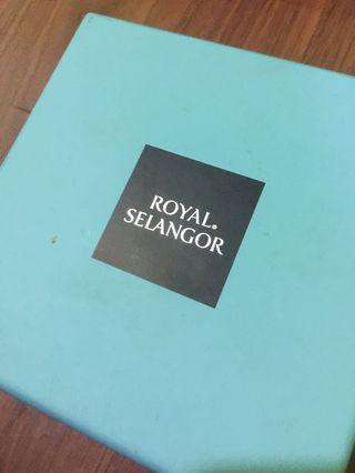 Royal Selangor Malaysia Baru Medallion