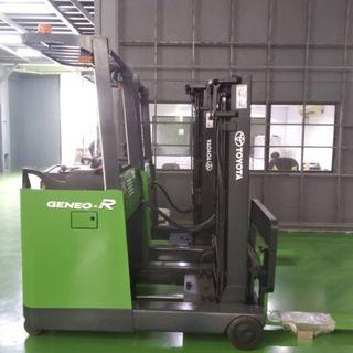 TOYOTA (7FBR15) 1.5Ton Battery Forklift Full RECON