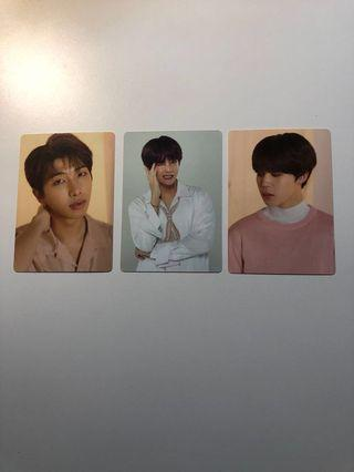 [URGENT WTS/WTT] bts mini photo cards