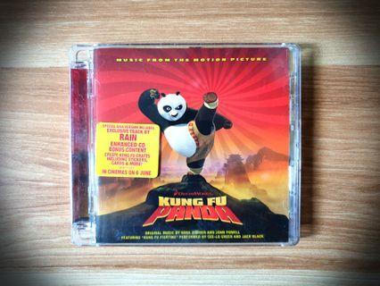 OST Kung Fu Panda (2008) Soundtrack CD