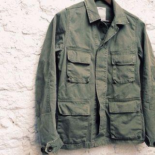 Visvim Kilgore jacket olive size 2