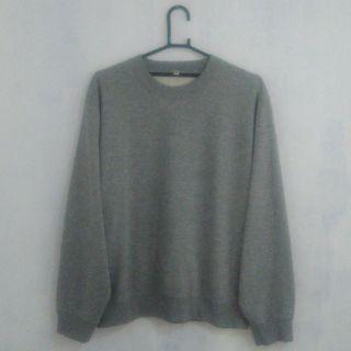 Crewneck Uniqlo Grey (M)