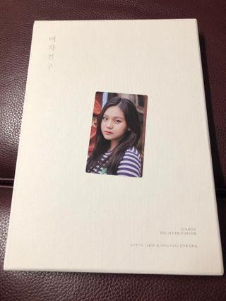 Gfriend 《The 1st Photobook 》PhotoCard