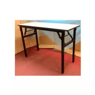 RM50 Banquet Table 46W x 90L x 75H cm, strong Leg 32 x 33mm