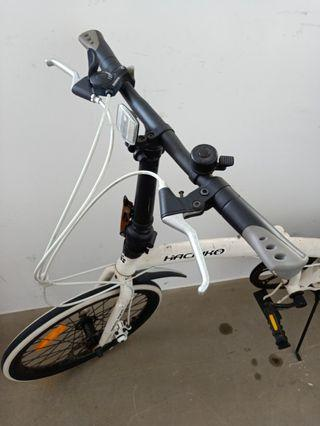 Hachiko foldable Bicycle