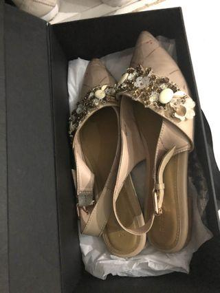 Pvra x Ria Miranda Shoes