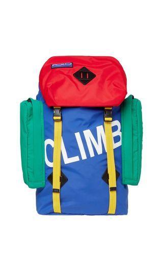 🚚 Polo Ralph Lauren Hi-Tech Climb Backpack