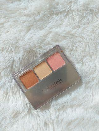 #BAPAU Eyeshadow Wardah