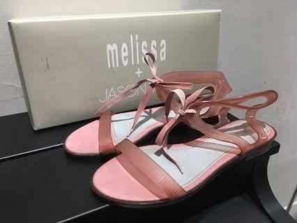 !雨天必備!Melissa x 吳季剛Jason Wu聯名款果凍涼鞋 拖鞋