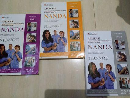 Buku medical (NANDA NIC NOC 2015)