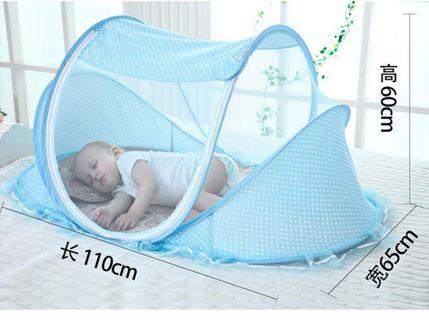 Mosquito net for babies (free installation)
