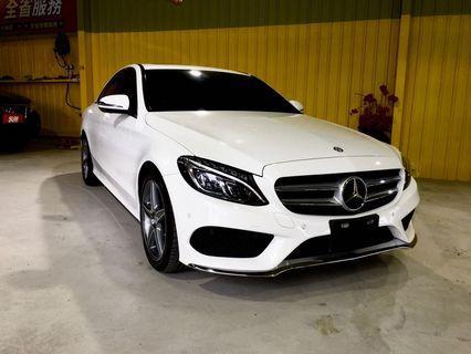 Mercedes Benz C250 AMG