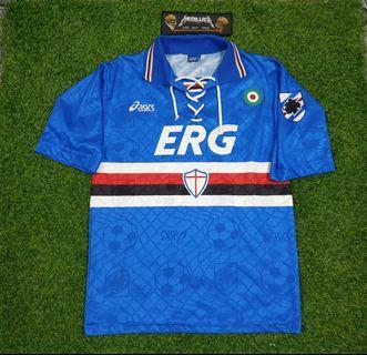Sampdoria Home 1994/95 Jersey