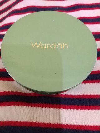 #Bapau Wardah Exclusive Creamy Foundation  01