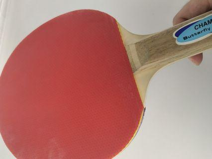Ping Pong Bat Butterfly brand
