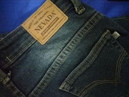 #Bapau Jeans Nevada