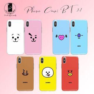 🚚 Phone Case: BT21