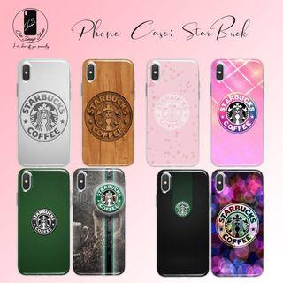 Phone Case: Starbuck
